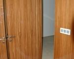 Drzwi Zebrano Połysk